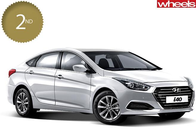 Hyundai -i 40-Active -Sedan