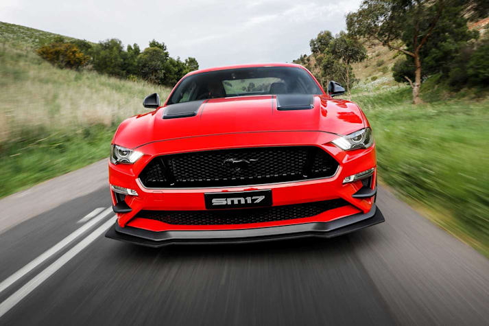 2020 Ford Mustang Scott McLaughlin Edition review