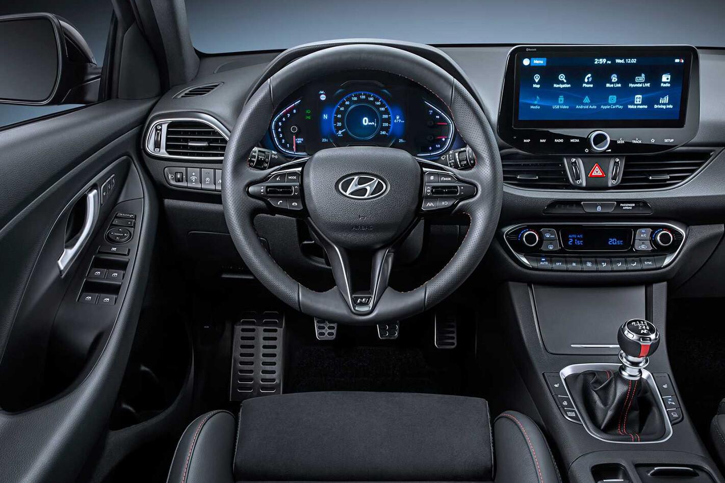 Hyundai I 30 Interior Jpg