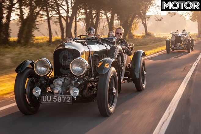 Bentley Team Blower No 9 Jpg