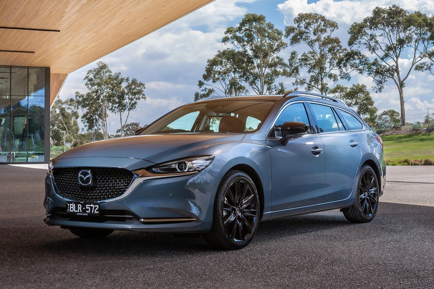 2021 Mazda 6 GT SP Wagon