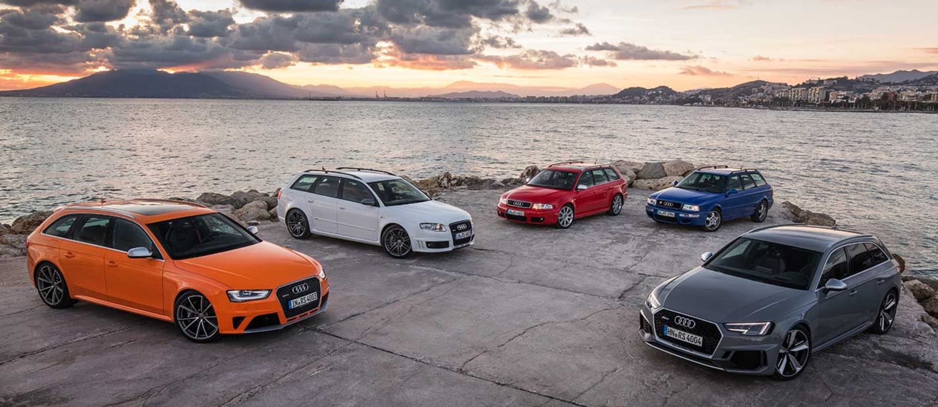 History of the Audi RS2 and RS4 MOTOR feature