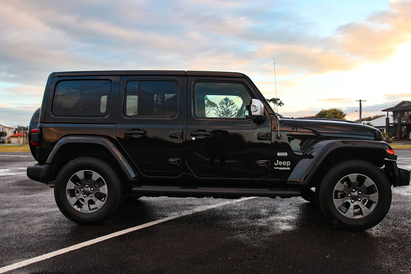 2019 Jeep Wrangler Overland Unlimited review