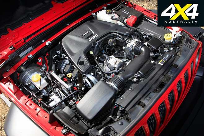 Jeep Wrangler Rubicon V 6 Engine Jpg