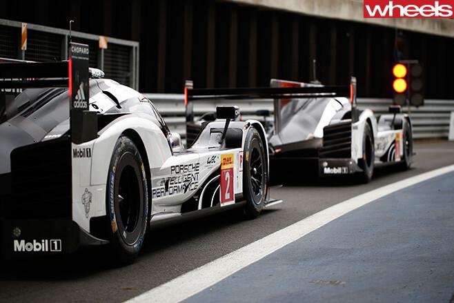 Toyota -WEC-car -rear