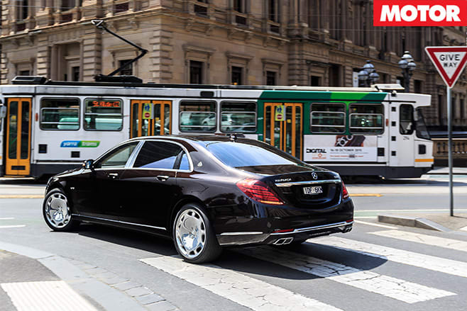 Mercedes -Maybach -S600-rear -turning