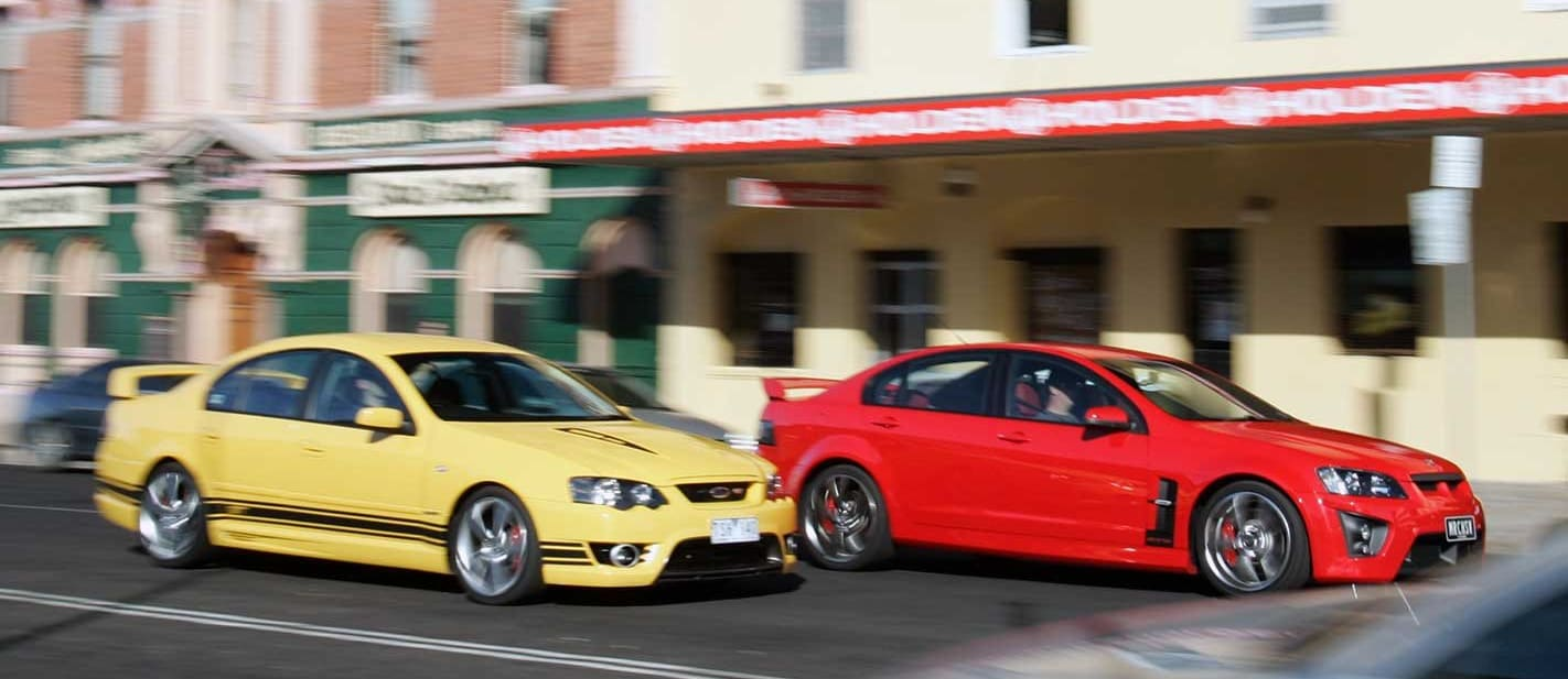 Ford-Holden rivalry coming to end