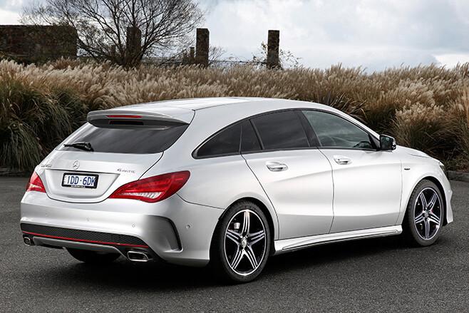 Mercedes Benz Cla Shooting Brake Jpg