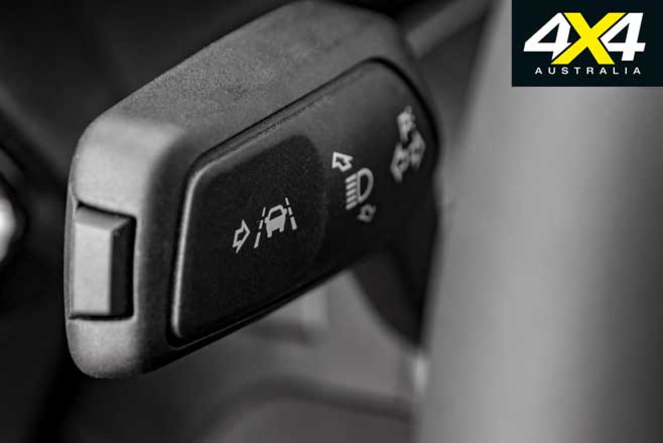 Dual Cab Ute Safety Features Explained Lane Keeping Departure System Button Jpg
