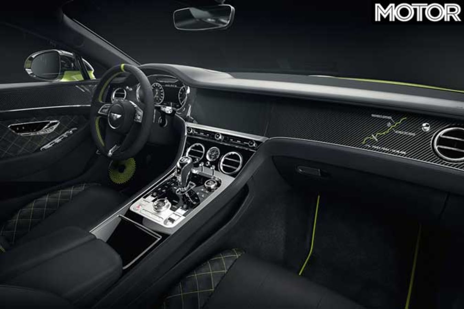 Bentley Continental GT Limited Edition Interior Jpg