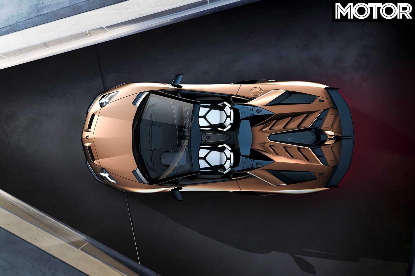 2019 Geneva Motor Show Lamborghini Aventador SVJ Roadster Top 281 29 Jpg