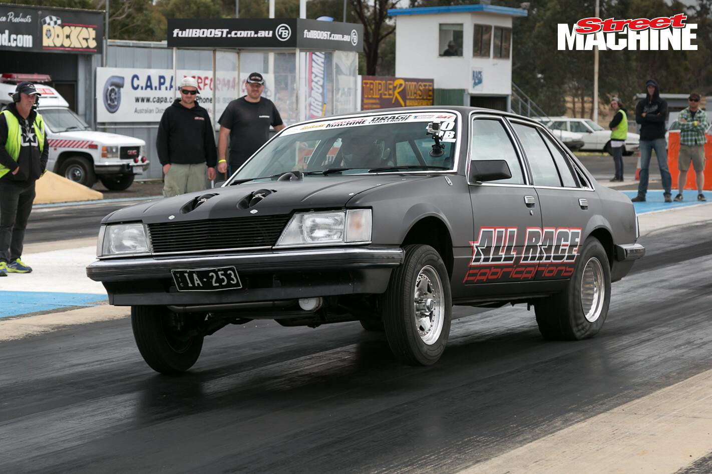 VH Commodore Twin Turbo