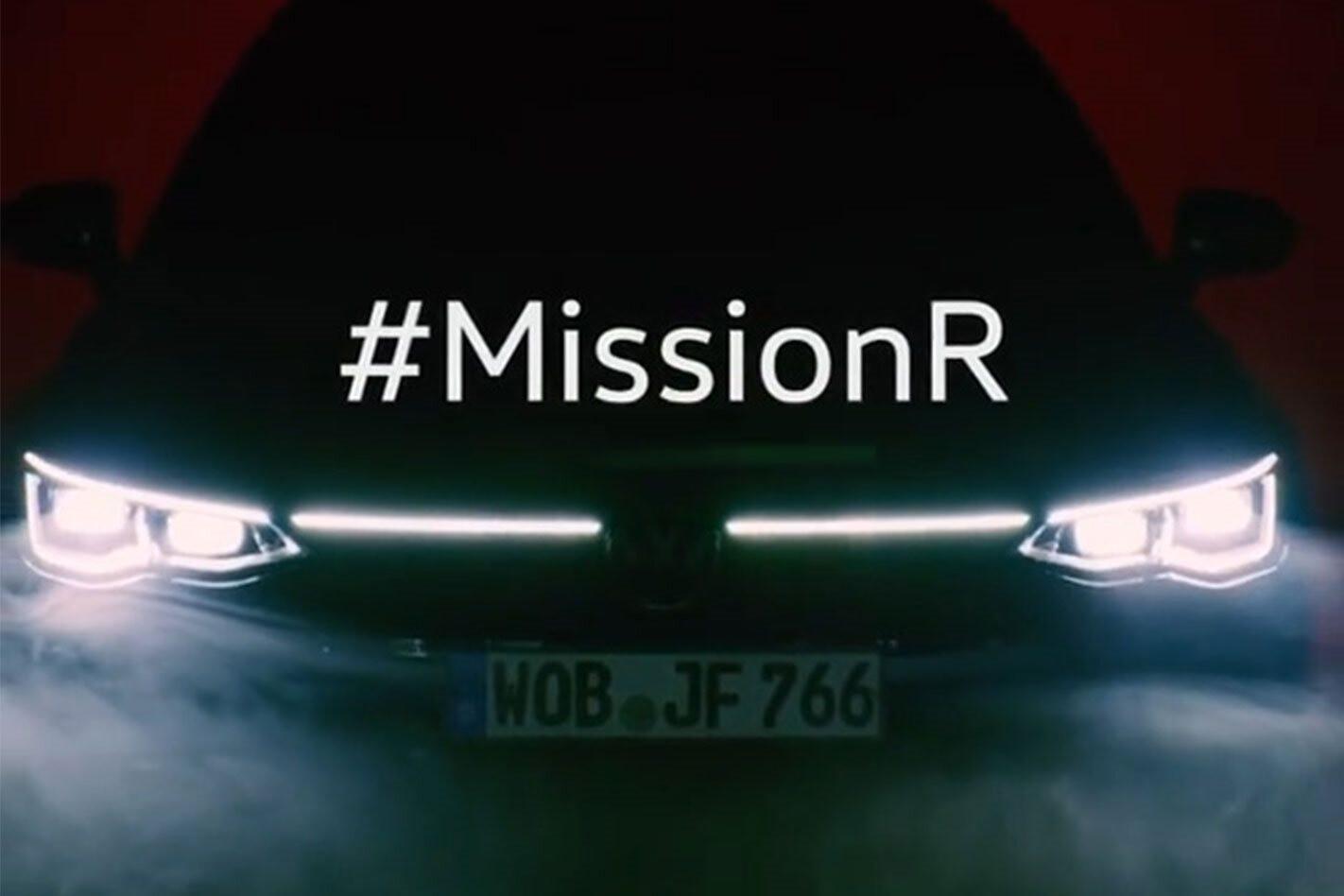 2021 Volkswagen Mk8 Golf R confirmed