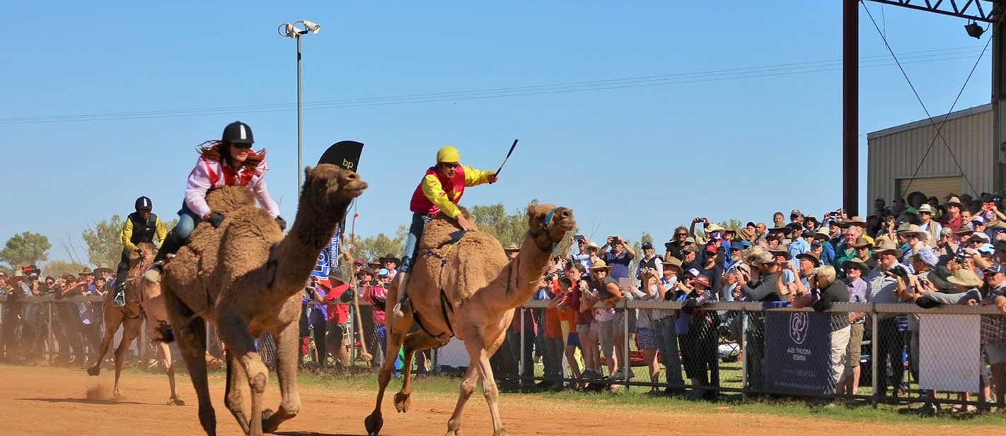 2018 Boulia Camel Races kick off this weekend