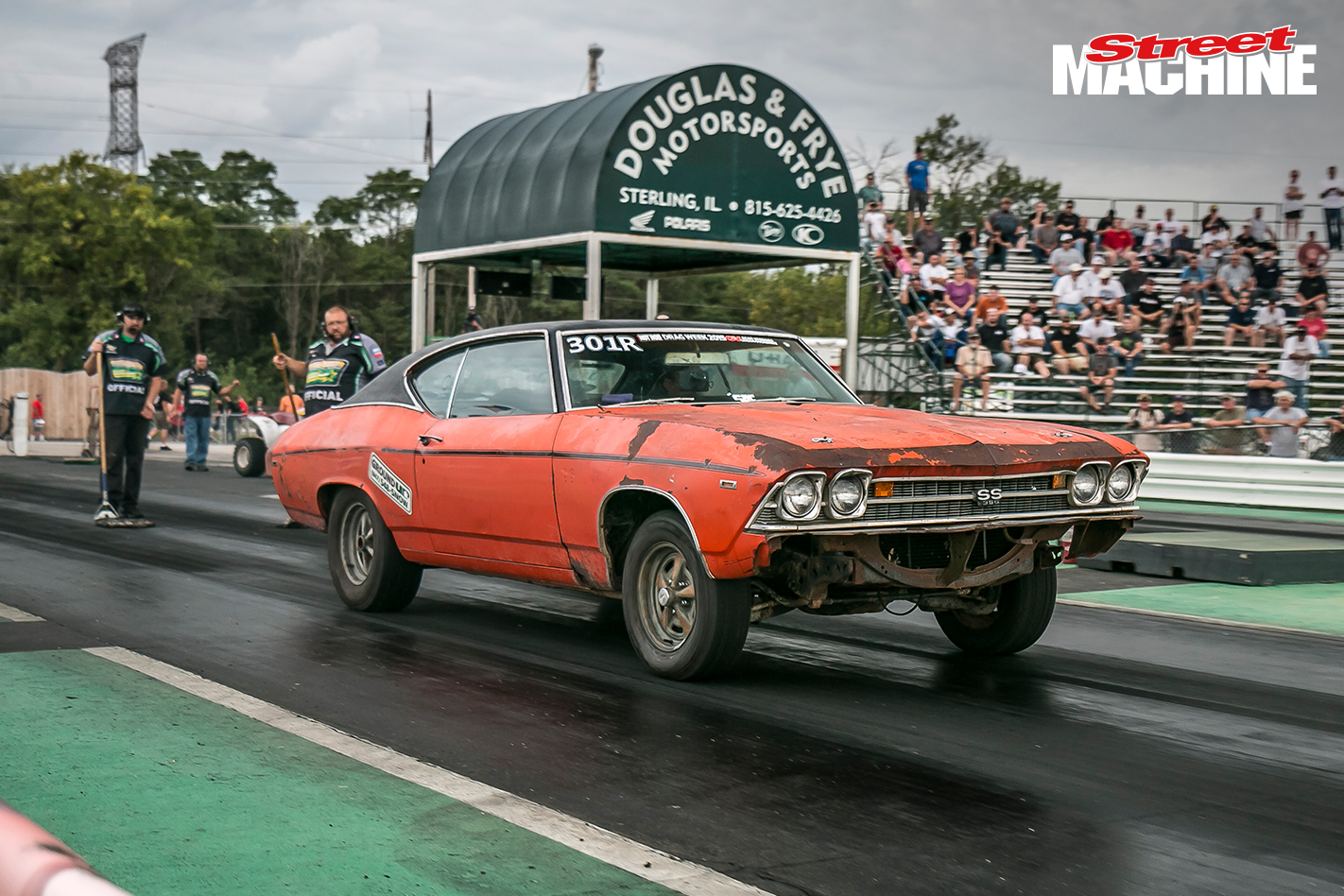 Chevelle Drag Week 2 Nw