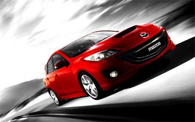 2009 Melbourne show - Mazda