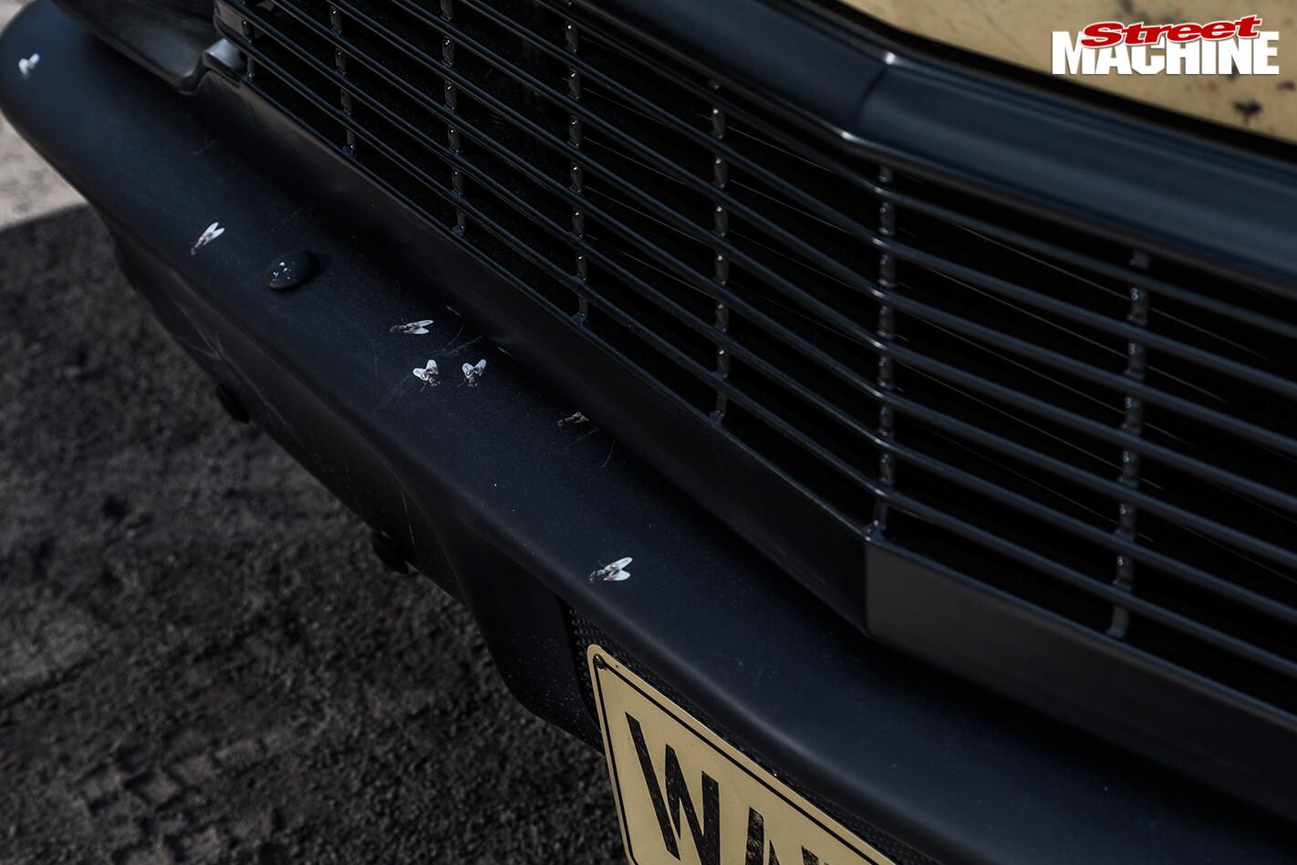 Ford Falcon XP war bird grille