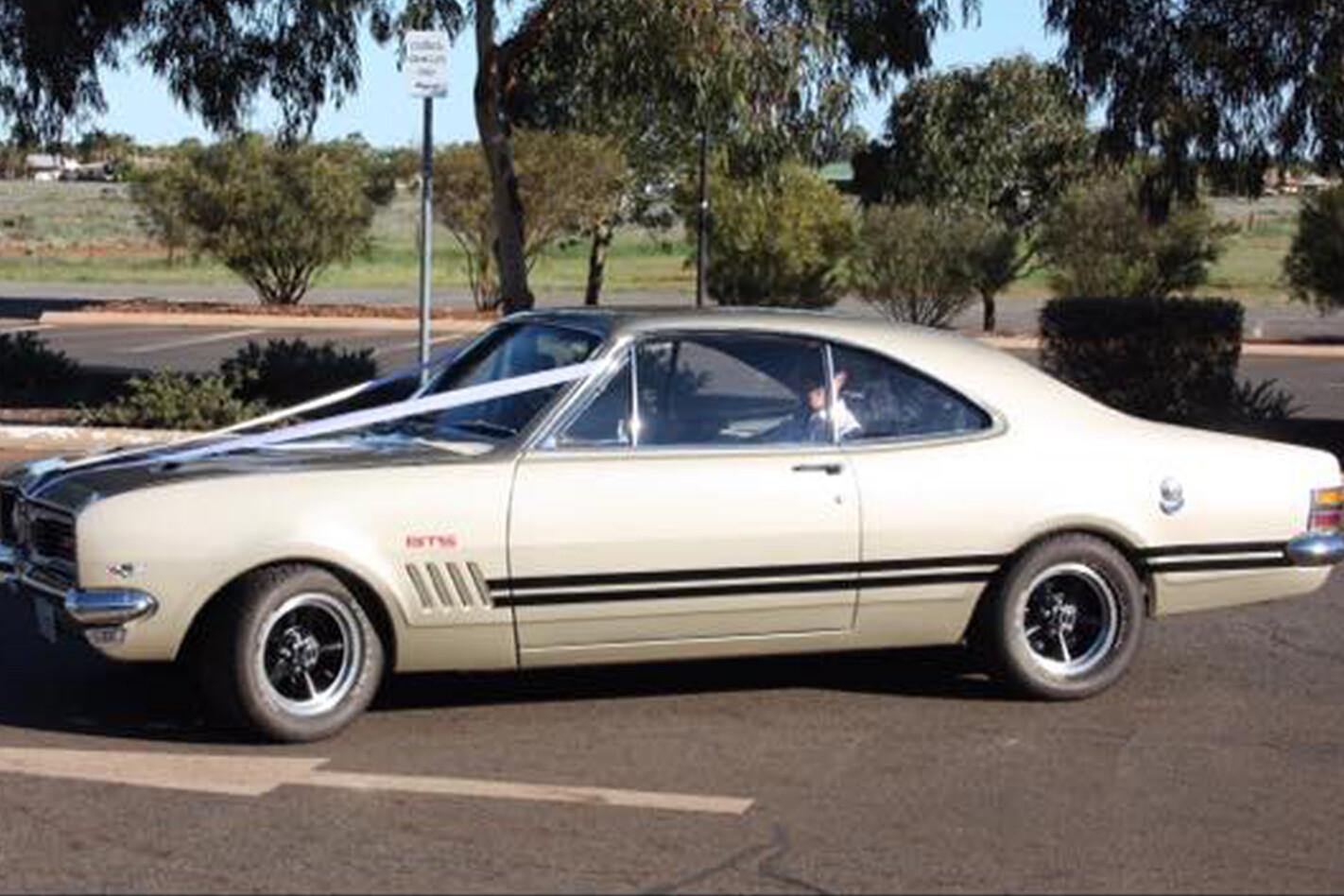 Phil Edwards - Holden HT GTS