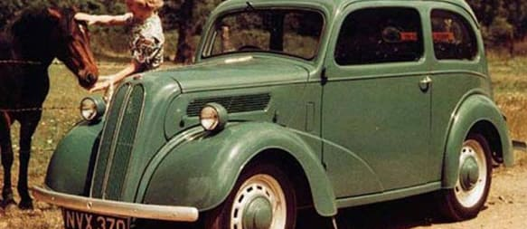Top 10 basic cars ever made