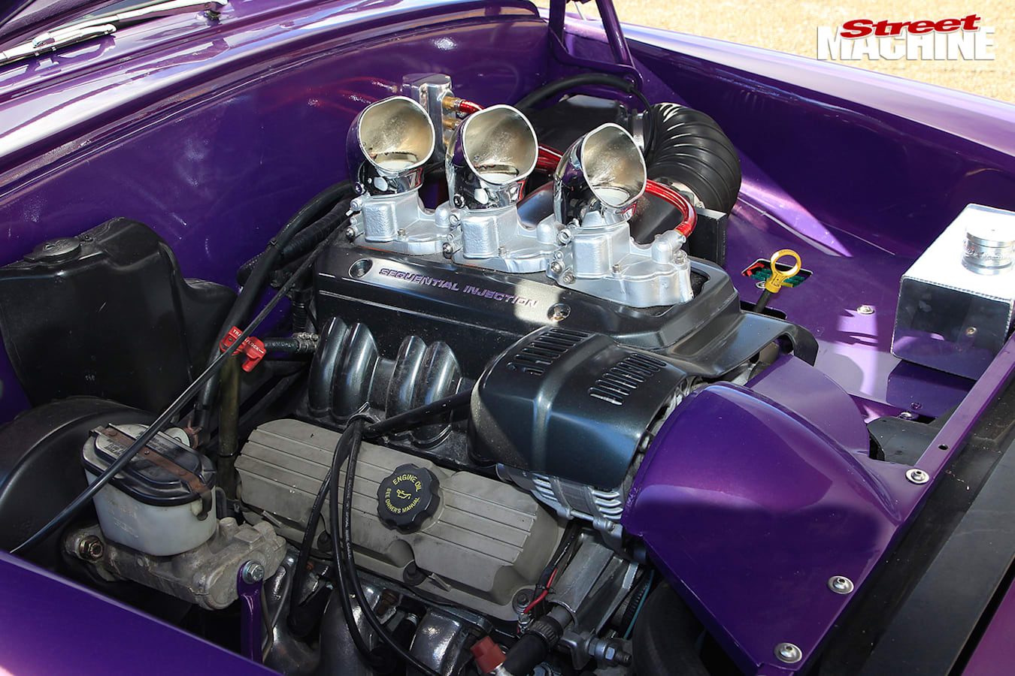 Vauxhall -velox -engine -bay -2