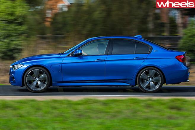 BMW-3-Series -side