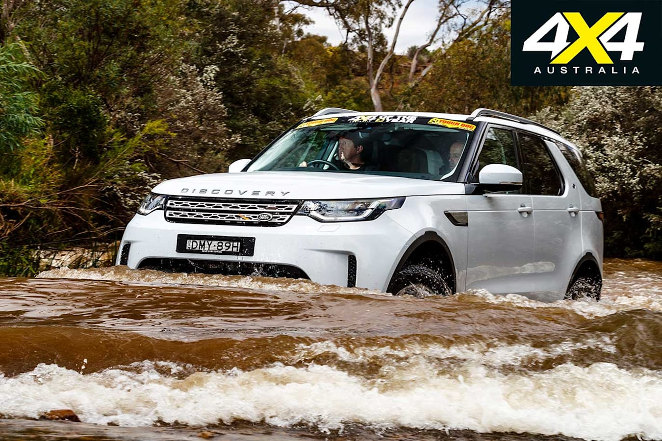 Past 4 X 4 OTY Winners 2018 Land Rover Discovery SD 4 Jpg