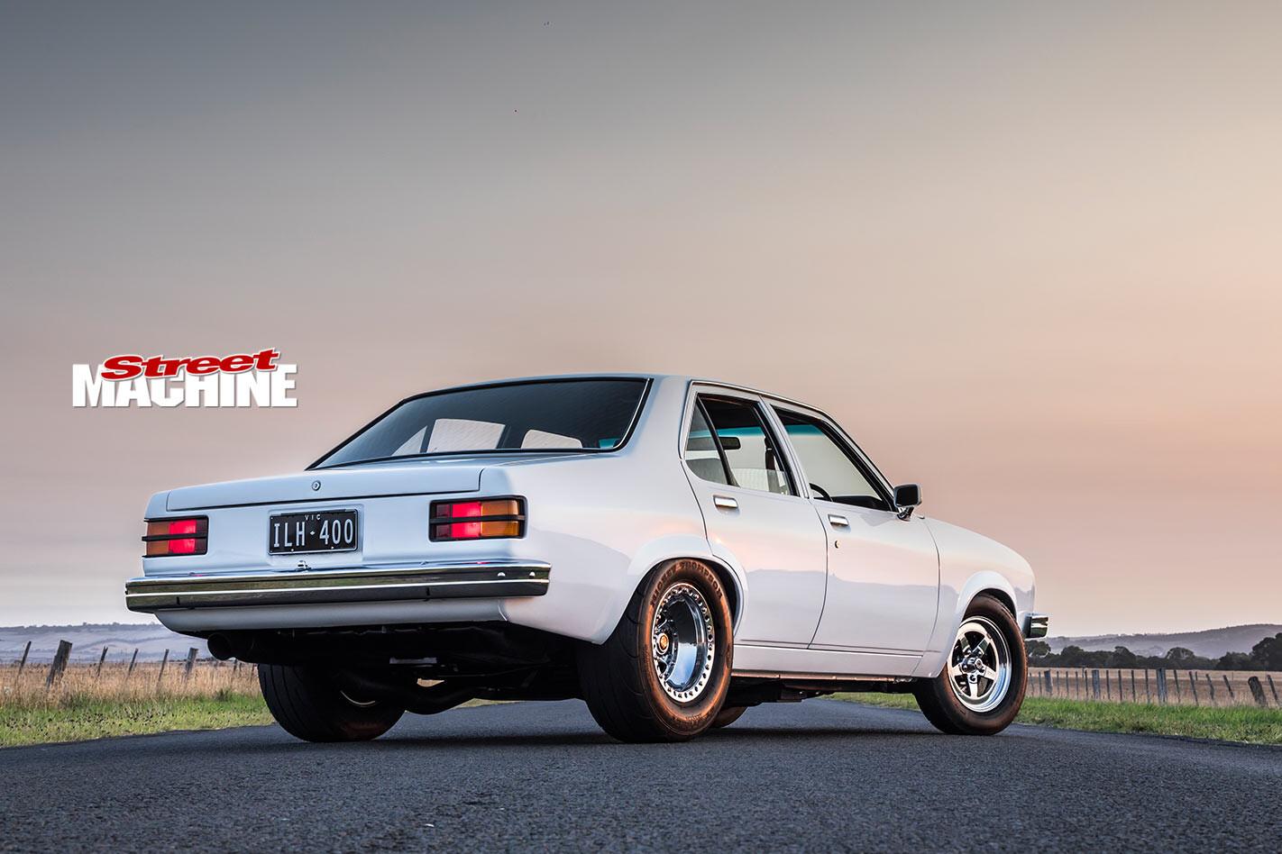 Holden LH Torana rear