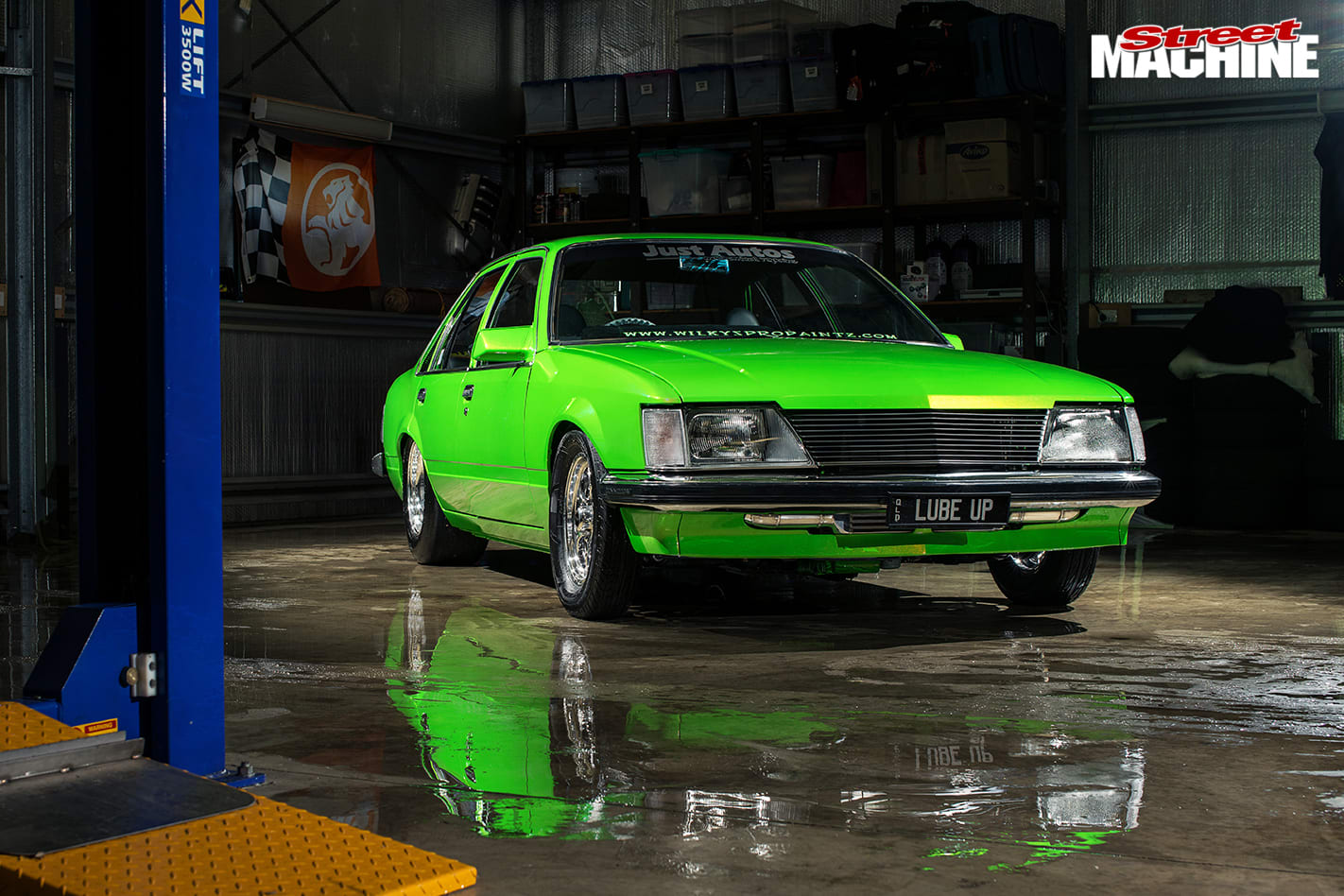 202-POWERED-1983-HOLDEN-VH-COMMODORE-front