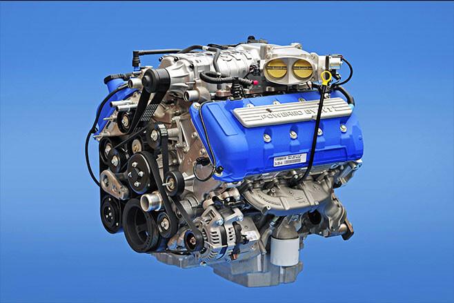 Ford 351 V8