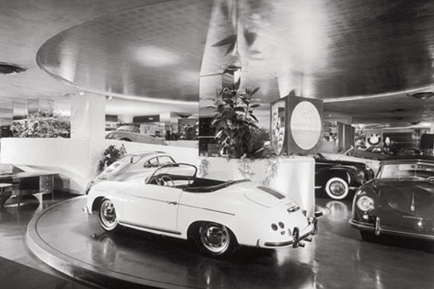Porsche 356 Show Jpg