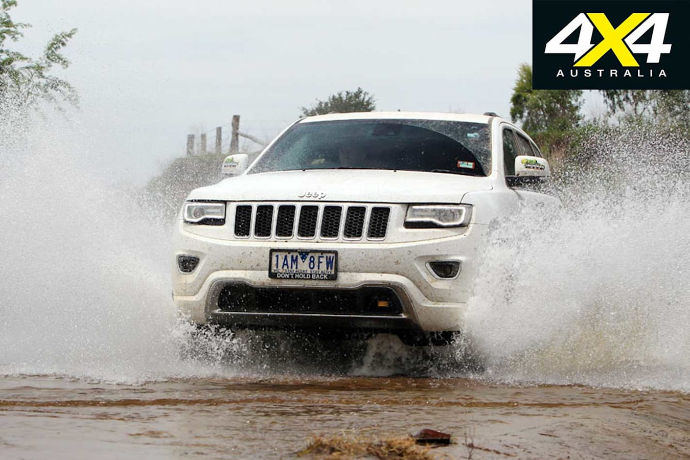 Past 4 X 4 OTY Winners 2014 Jeep Grand Cherokee Overland CRD Jpg