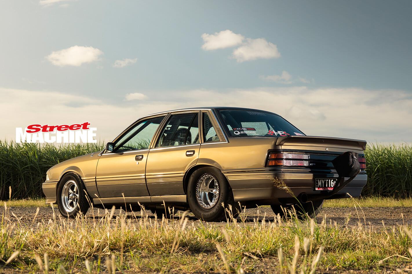 VL Commodore Turbo LS 6