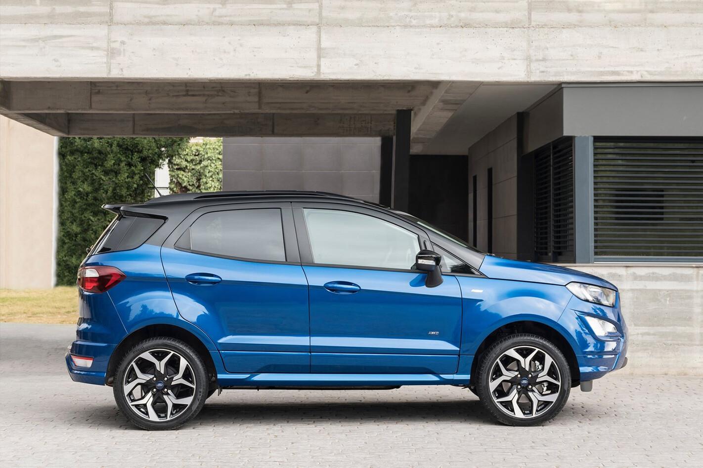Ford Ecosport Side Jpg