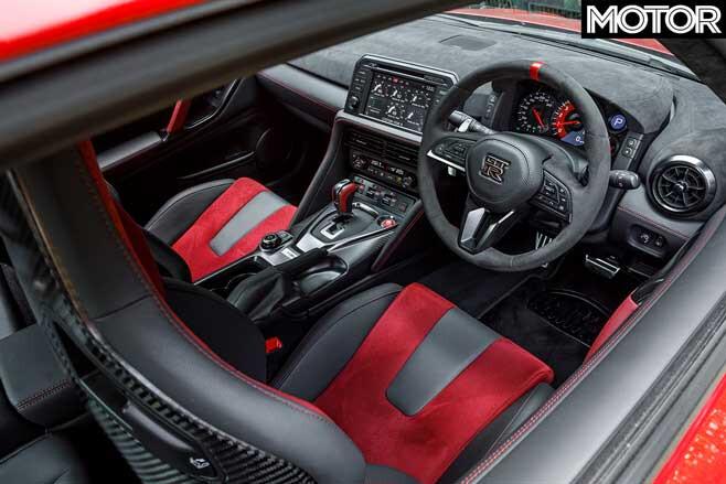 Nissan GT R Nismo Interior Jpg