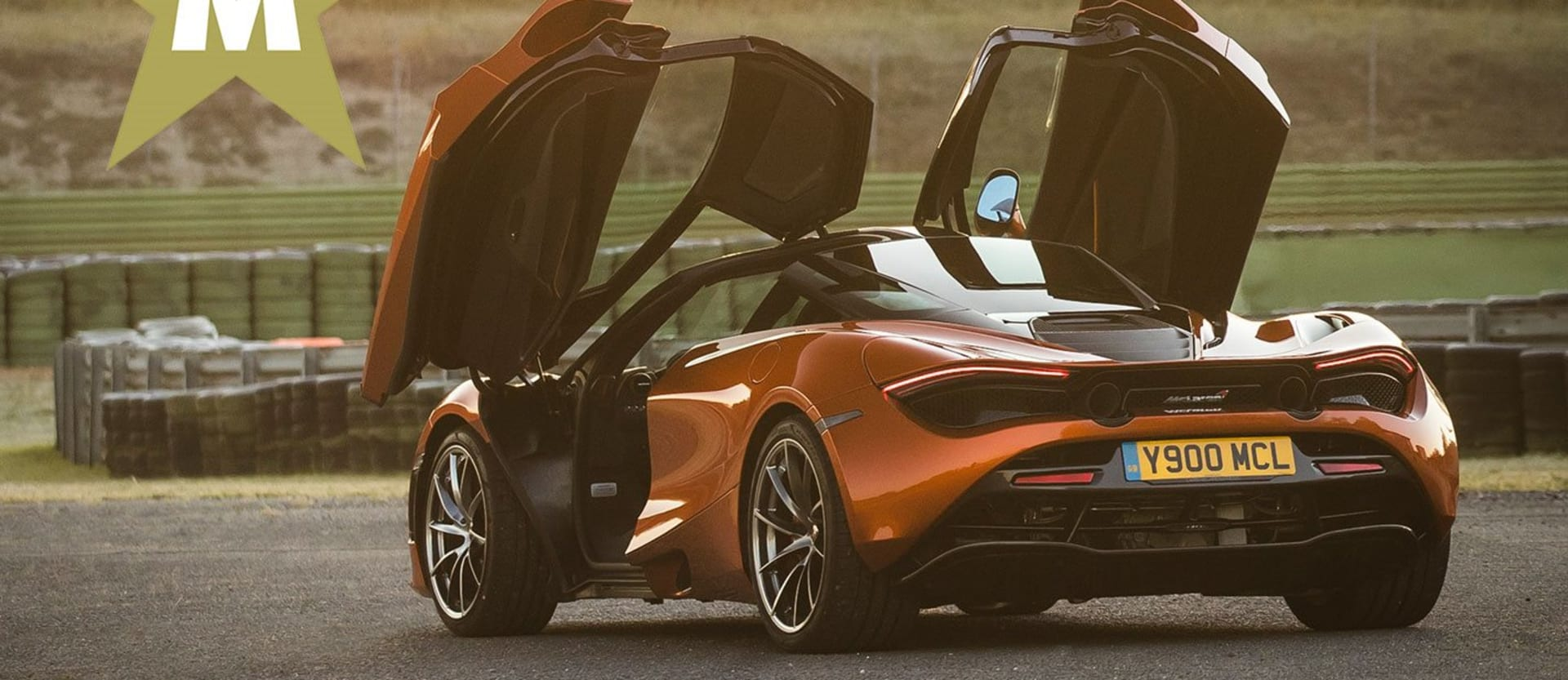best chassis 720s