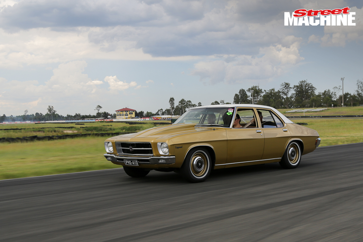 HQ Holden Powercruise 8633 Nw
