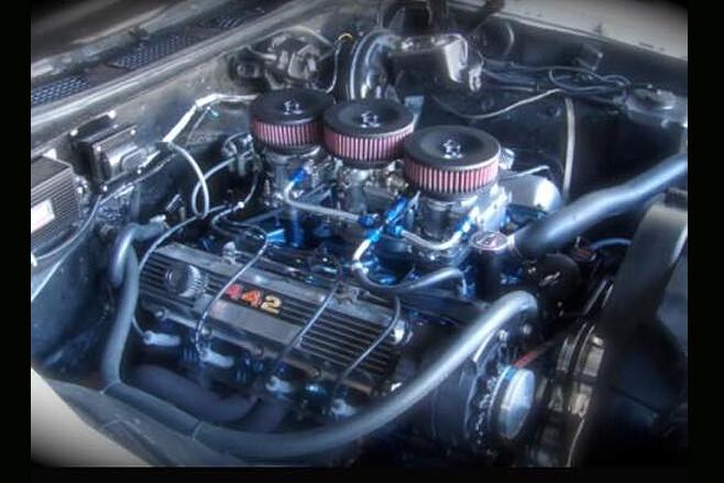 Alex Ramos engine