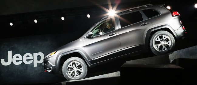 Jeep Cherokee 2014, New York Motor Show 2013, review