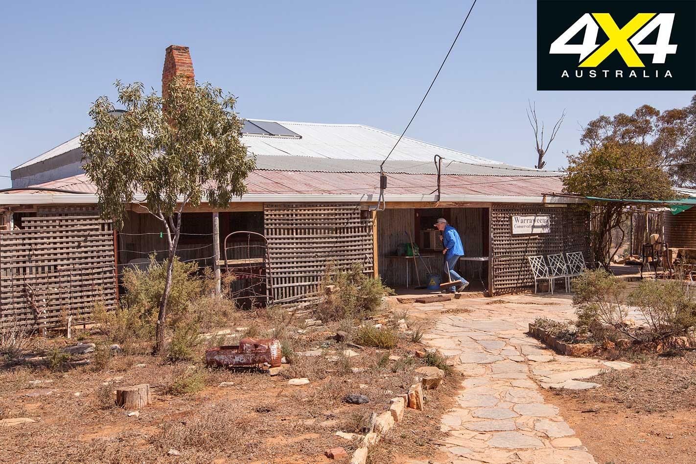 4 X 4 Trip Through The Copper Track Warraweena Accommodations Jpg
