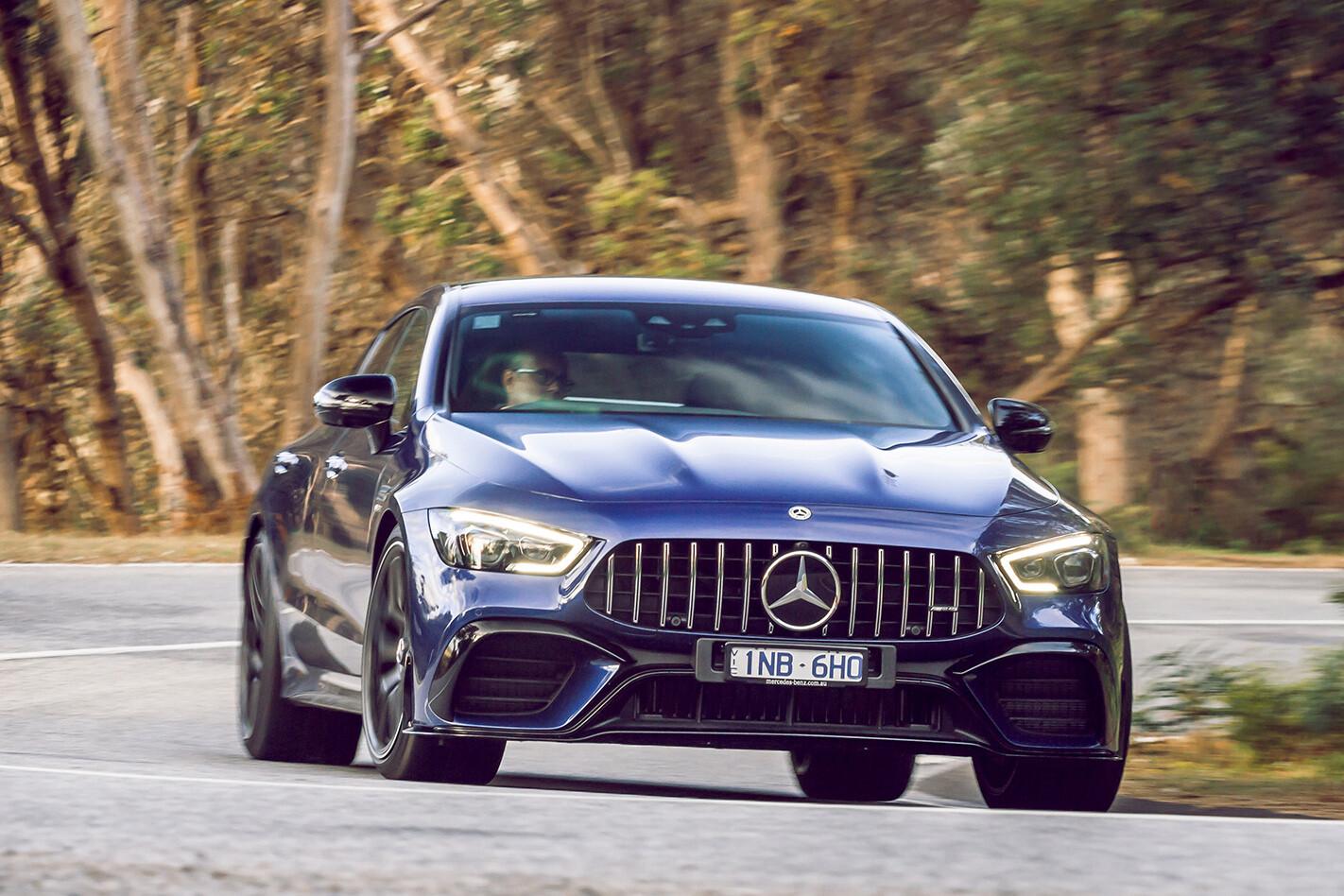 Mercedes Amg Gt Four Corenr Jpg