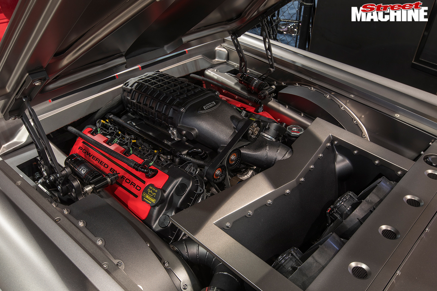 59781-ford -mustang -engine -bay