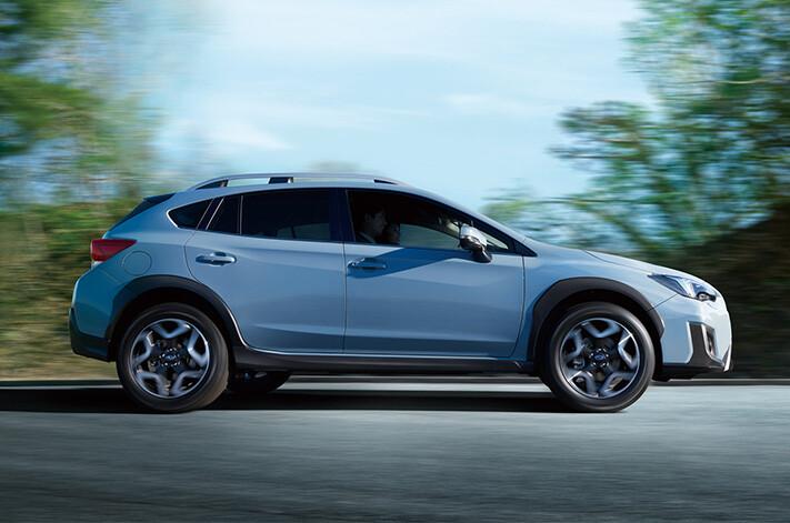 Subaru Xv Profile Jpg