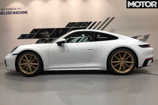 Porsche 992 911 Aerokit Package Side Jpg
