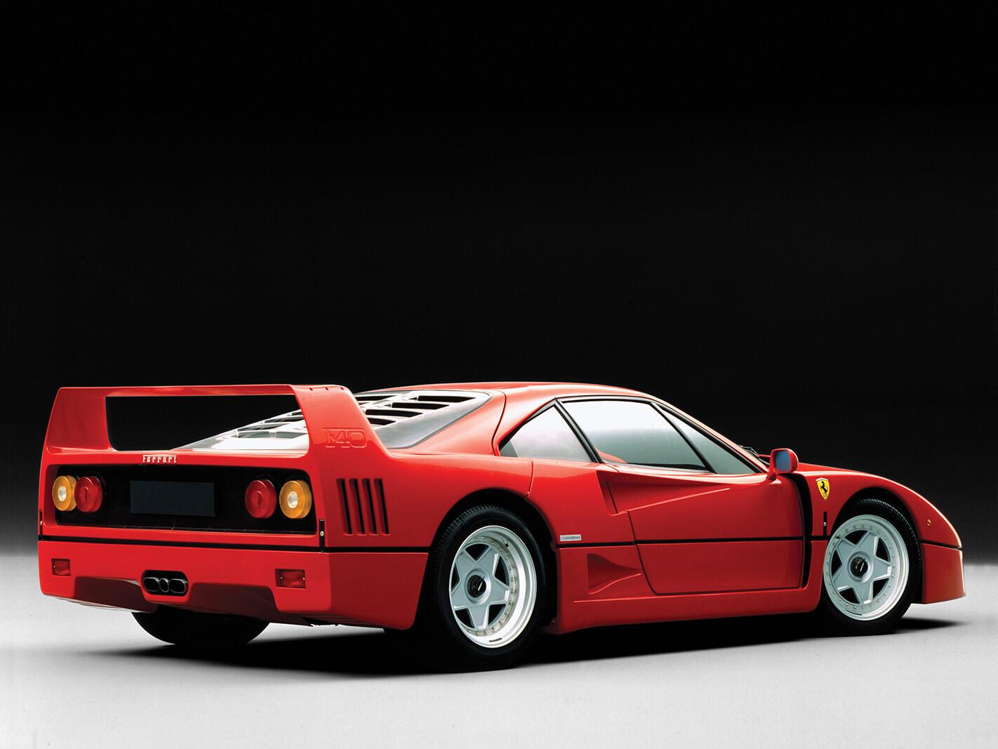 3 Ferrari F 40 Web Jpg