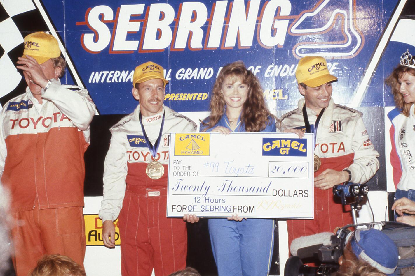 Sebring 12 Hour 1992 winners