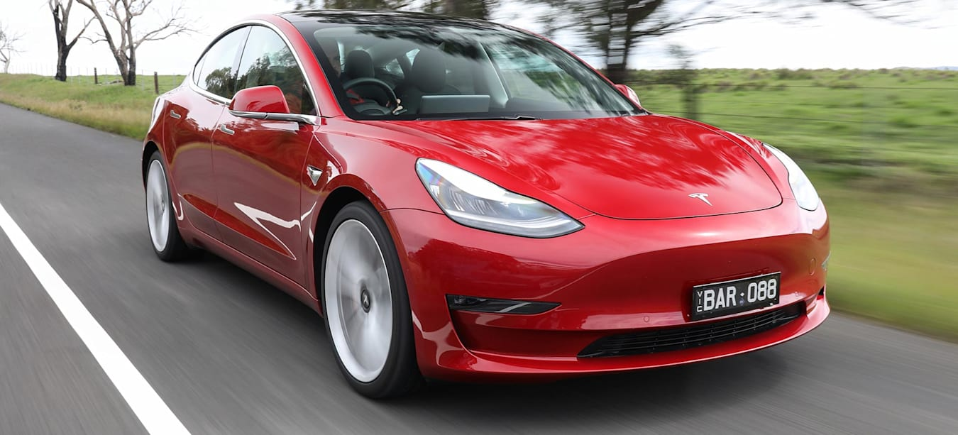 Tesla Model 3 Performance review feature