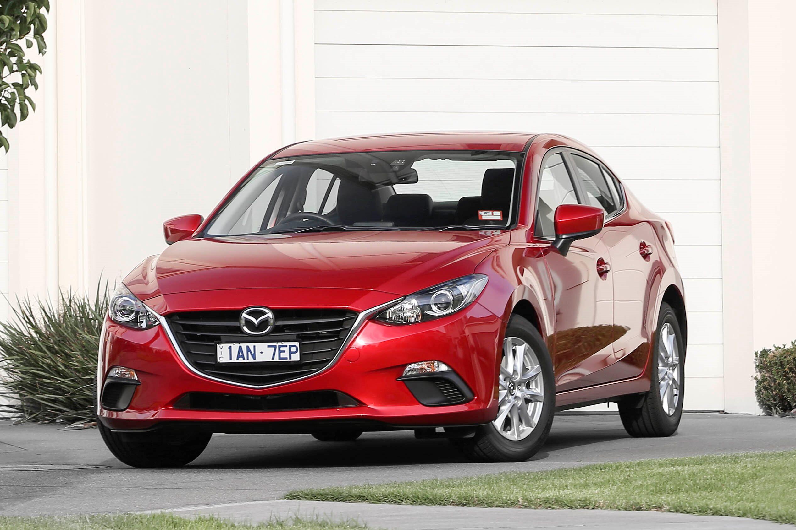 Mazda3 Touring Sedan