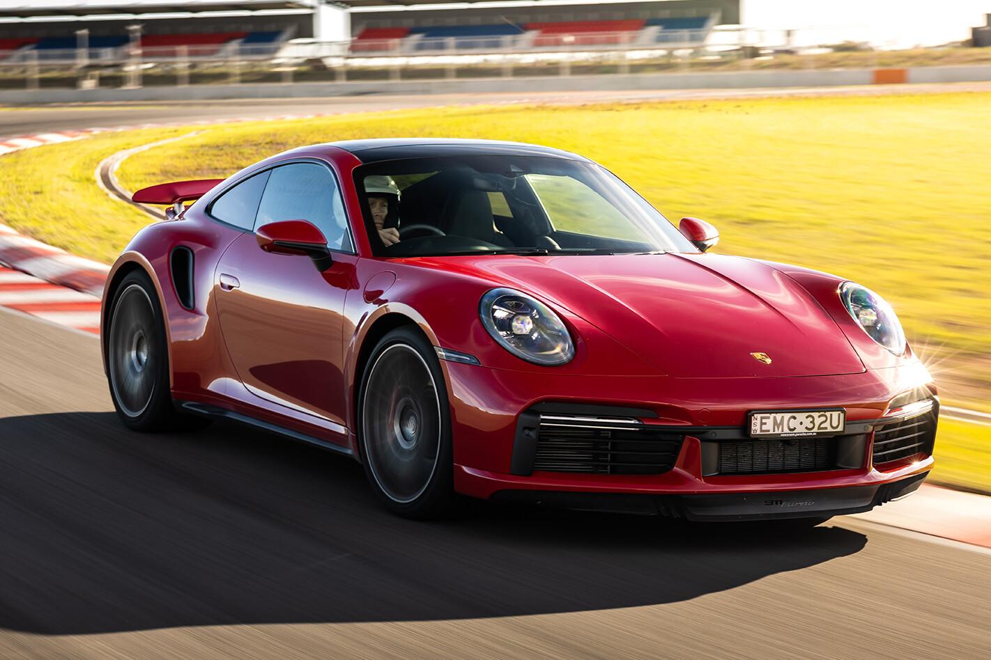 Porsche 911 Turbo Track Review Cover MAIN Jpg