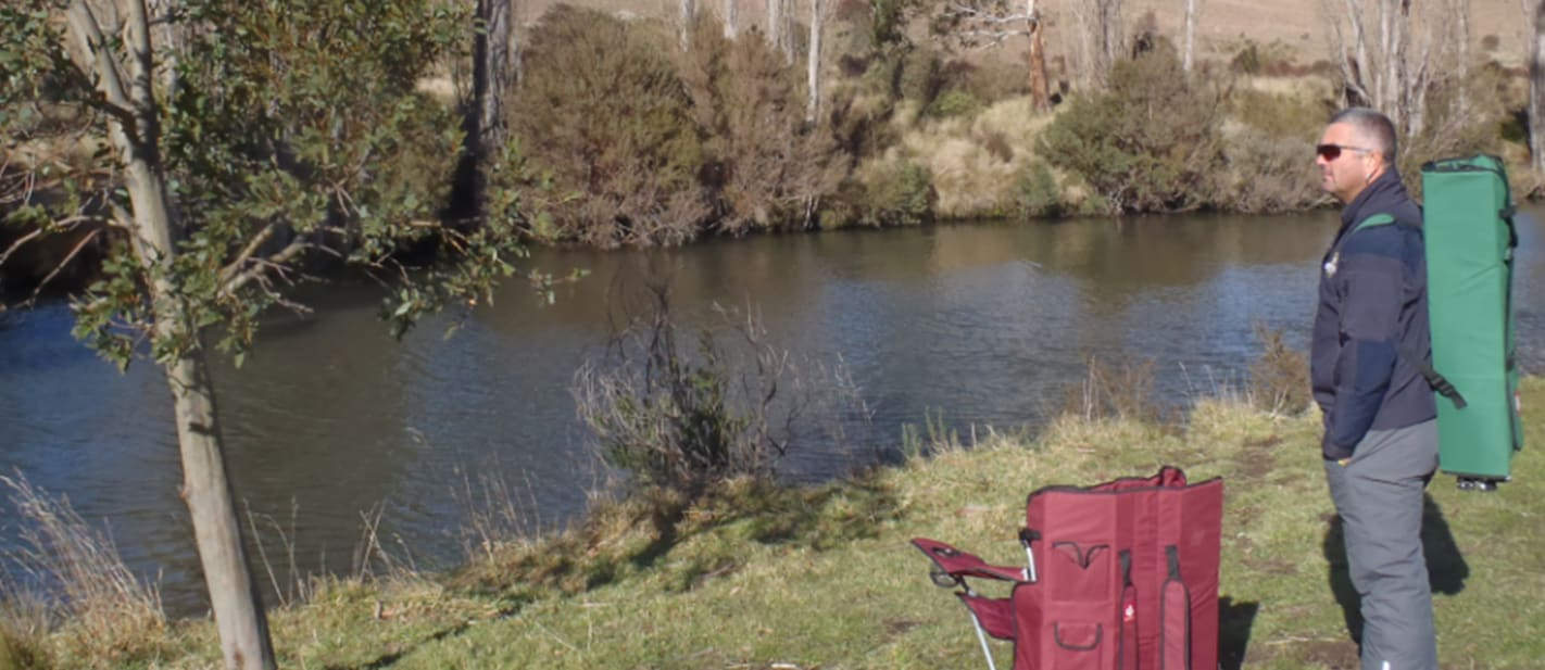 Renetto Camping Chair