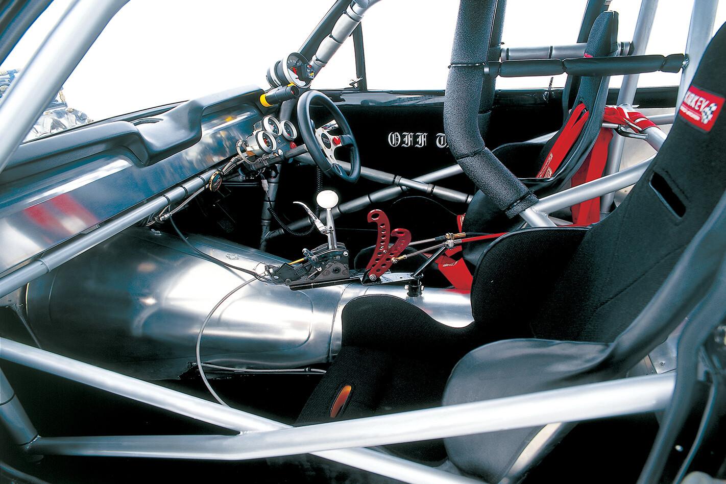 1970 LC Torana Holden INTERIOR